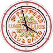 The Beatles - Sgt. Peppers Wall Clock