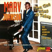 You Got What It Takes: The Marv Johnson Story