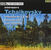 Everybody's Tchaikovsky - Symphonies No. 4 & No.