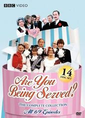 Are You Being Served? - Complete Collection