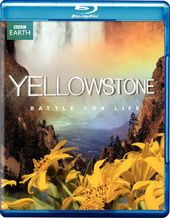 BBC - Yellowstone: Battle for Life (Blu-ray)