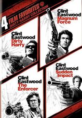 Dirty Harry Collection: 4 Film Favorites (2-DVD)