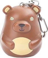 Oh, Honey Bear - LED Keychain