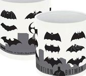 DC Comics - Batman - Evolution 20 oz Ceramic Mug
