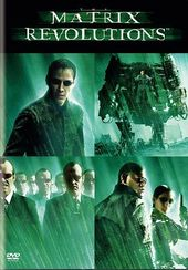 The Matrix Revolutions (Includes T4 Movie Pass)