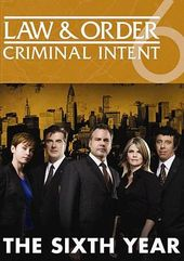 Law & Order: Criminal Intent - Year 6 (5-DVD)