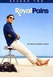 Royal Pains - Season 2 (4-DVD)