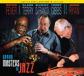 Grand Masters of Jazz (CD + 2-DVD)