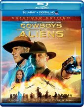 Cowboys & Aliens (Blu-ray, Includes Digital Copy,