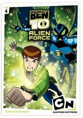 Ben 10 Alien Force, Volume 4