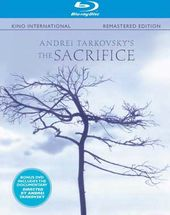 The Sacrifice (Blu-ray, Remastered Edition)