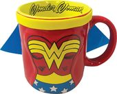 DC Comics - Wonder Woman - Molded Caped 20oz Mug