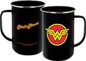 DC Comics - Wonder Woman - Enamel Mug