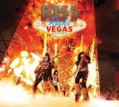 KISS - KISS Rocks Vegas (DVD + CD)