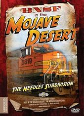 Trains - BNSF in the Mojave Desert
