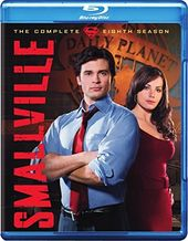 Smallville - Complete 8th Season (Blu-ray)