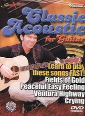 Classic Acoustic for Guitar - Volume 4