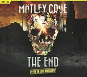 Motley Crue - The End: Live in Los Angeles (DVD +