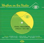 Rhythm On The Radio - Oval Records Singles