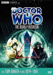 Doctor Who - #088: The Deadly Assassin