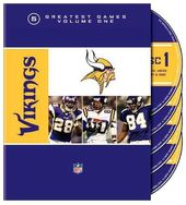 Football - NFL: Minnesota Vikings - 5 Greatest