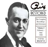 Bix Restored, Volume 3 (3-CD Box Set)