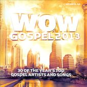 Wow Gospel 2013 (2-CD)