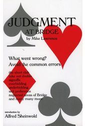 Card Games/Bridge: Judgment at Bridge