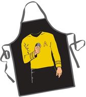 Star Trek - Be The Character Captain Kirk Apron