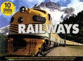 Trains - Railways (10-DVD)