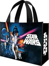 Star Wars - A New Hope: Large Recycled Shopper