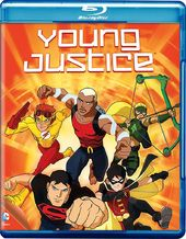 Young Justice - Season 1 (Blu-ray)