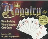 Card Games/General: Royalty Word-Building,