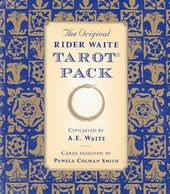 Card Games/General: The Original Rider Waite