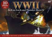 WWII - Hell on Earth and Thunder Above It (10-DVD)