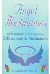 Card Games/General: Angel Meditation: 64