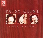 Patsy Cline Collection [Madacy] (3-CD Box Set)