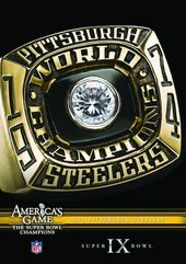 Football - NFL America's Game: 1974 Steelers