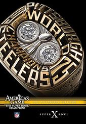 Football - NFL America's Game: 1975 Steelers