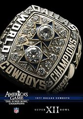 Football - NFL America's Game: 1977 Cowboys