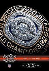 Football - NFL America's Game: 1985 Bears (Super