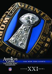 Football - NFL America's Game: 1986 Giants (Super