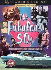 The Fabulous 50s - The Fun and the Feel of