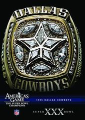 Football - NFL America's Game: 1995 Cowboys