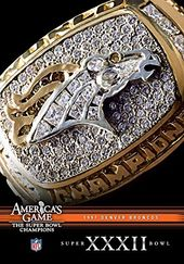 Football - NFL America's Game: 1997 Broncos