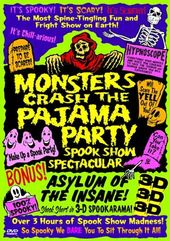 Monsters Crash the Pajama Party Spook Show