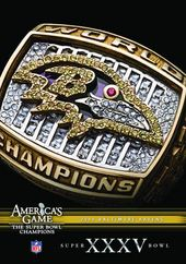 Football - NFL America's Game: 2000 Ravens (Super