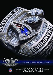 Football - NFL America's Game: Patriots (Super