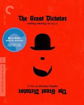 The Great Dictator (Blu-ray, Criterion Collection)