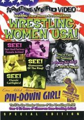 Wrestling - Wrestling Women USA! (Special Edition)